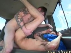 by gay Miami Artist Gets Man Ass On the BaitBus!!