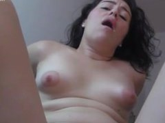 JOI mommy is a cum deposit for her son sperm
