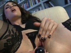JOI Sasha Grey:fuck my little pussy