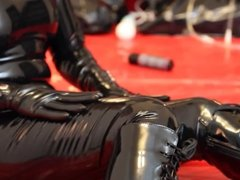 latex doll dresses and plays
