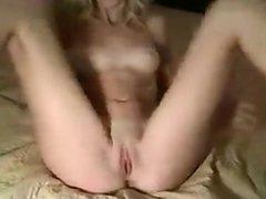 Vervain took off her pink panties