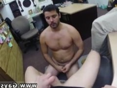 Naked middle age men straight gay porn Straight stud heads gay for cash