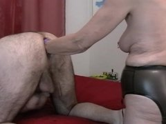 Ass punch fisting und male squirting mit hotcouple66