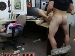 Big tit trainer and amateur bouncing Euro Trip