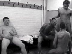 hot shower after game