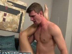 Extreme and young black anal gay sex Bryan goes down on Grant first, and