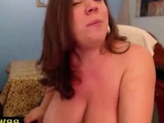 BBW MariahMonroe Riding On Dildos BBW-SEXYcom