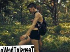 Teen Sluts In The Woods