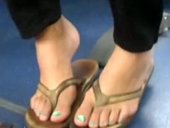 Flip Flops on Bus