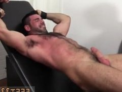 Guys jacking off toes gay Billy Santoro Ticked Naked