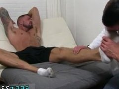 Gay young and old interracial sex tubes Dolf's Foot Doctor Hugh Hunter