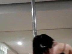 SEXY POLE DANCE - DIANA CU DE MELANCIA