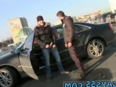 Blboys outdoor gay sex that didn't stop this insatiable Security guard