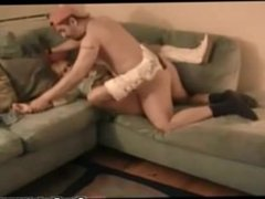 Homemade Sex Mature Blonde Invites Neighbor for a Fuck
