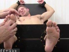 Hairy men gay porn stars Ticklish Dane Back For More