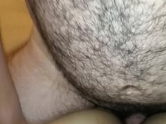 Cumming Inside Mother Inlaws Wet Pussy Enjoying Her Big Booty