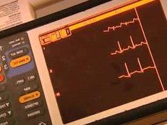 EKG during sex