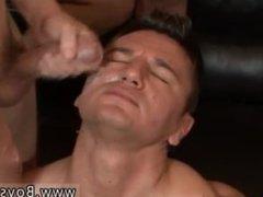 Gay army cumshot Cody Domino Gets Rolled
