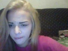 cute Estonian girl