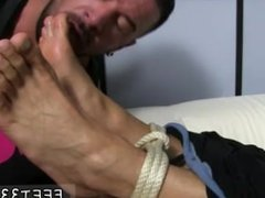 Young celebrity male feet gay first time Dolf's Foot Sex Captive