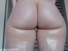 Big Ass Webcam Girl HD