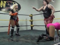 cherry bomb double teamed