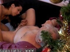 Mature tranny old shemale and old sister Bruce a messy old fellow loves
