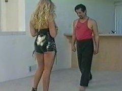 Guy vs Blonde Woman