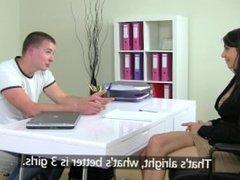 female agent 233 Colin