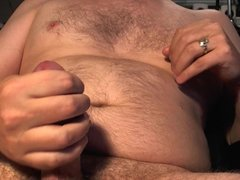 Nipple play and Cumshot