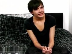 Emo gay porn uk twink Nineteen year old Seth Williams is kind of shy, and