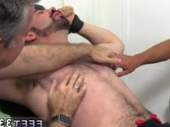 Lusty puppy gay foot sex porn full length Dolan Wolf Jerked & Tickled