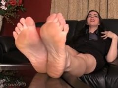 Alexandra Snow - Blackmailed for your Foot Fetish