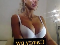 Camzy.PW - horny milf open her ass only for me on webcam