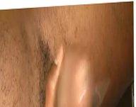 black man masturbate and cum