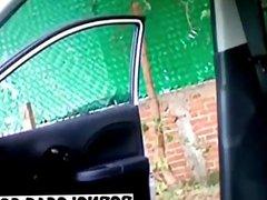 Cogiendo a Flaquita bien Rica en el Auto by PORNOLOCAS