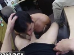 Gays fucking straight Straight boy heads gay for cash he needs
