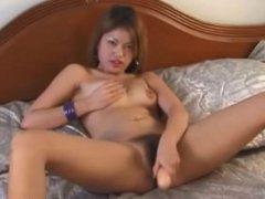 Asian Hot Teen Masturbation