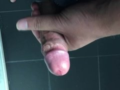 Playing and I cum