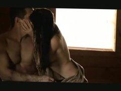 American actress Elizabeth Olsen nude from Oldboy (2013)