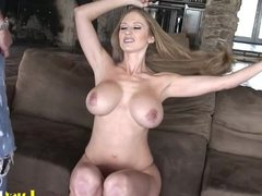Nothing makes  Abby Rode as horny as pussy-licking