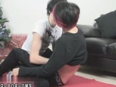 Emo gay s having sex full length Cute new model Luke Shadow makes his