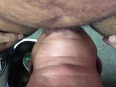 Fantastic blow job