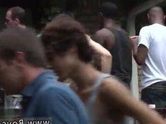 White men and black men gay sex movie Lucky for him he met the bukkake