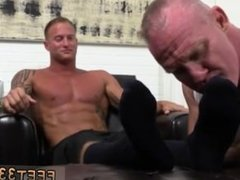 Nudes with pubic hair and bare feet gay Dev Worships Jason James' Manly