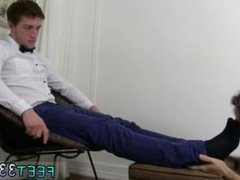 Gay porn video stories Logan's Feet & Socks Worshiped