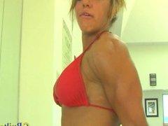 AA Flex (my profile pic girl)