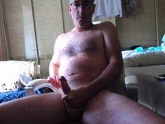 Mark Needham's hard bare penis, look at it.