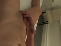 masturbating and cumming