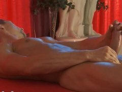 Solo Male Cock Massage